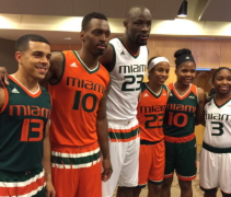 Miami Basketball F
