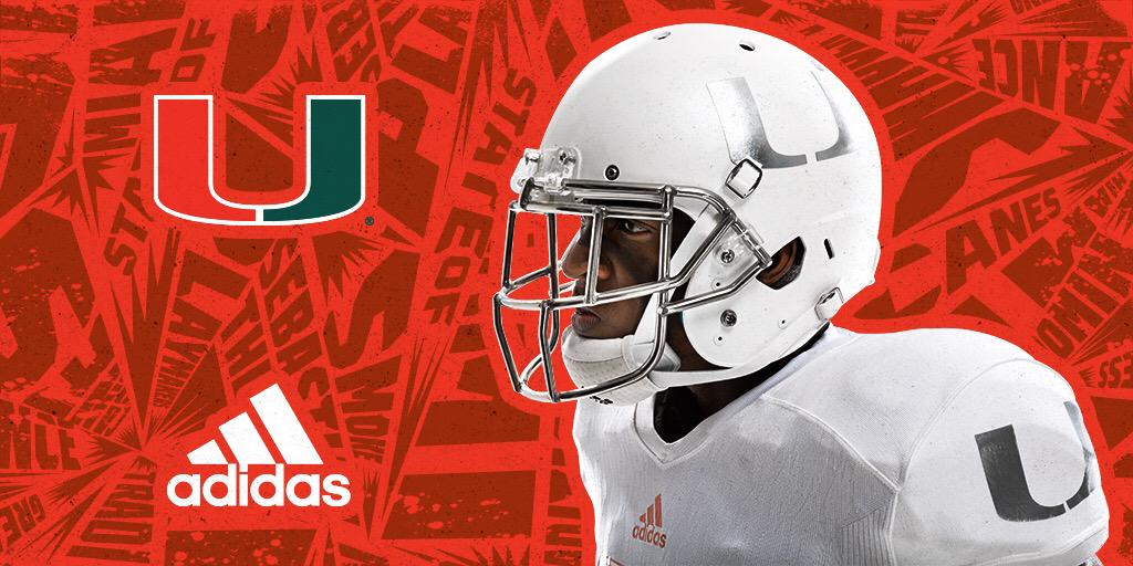 "separation shoes 540e9 8cb9d Miami Hurricanes unveil ""305 Ice"" alternates and fixed ..."