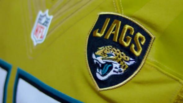 NFL color rush jaguars