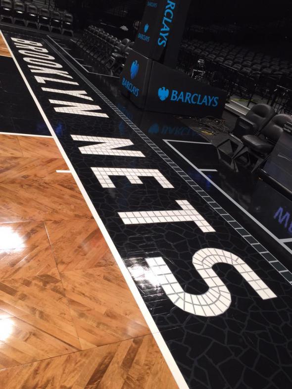 Nets Court 1