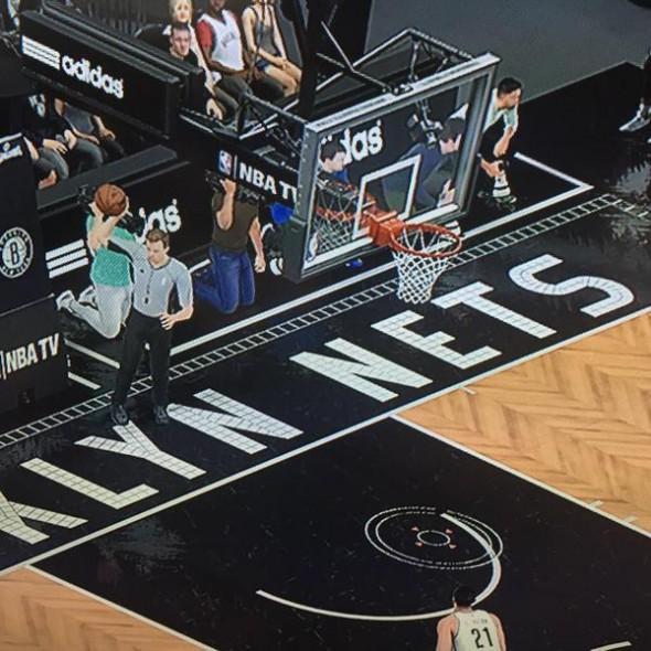 Nets Court 2