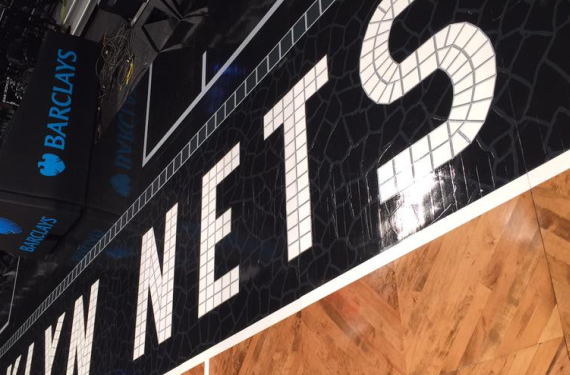 Nets Pay Tribute To Nyc Subway Design With New Baselines Sportslogos Net News