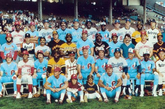 Baseball Blues: When Powder Was the Rage