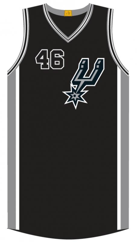 Spurs jersey 1