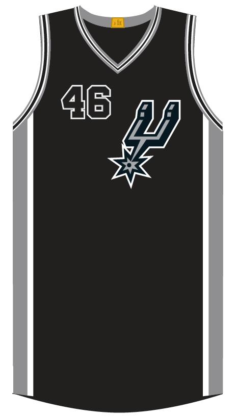 2b0b05d0c Spurs tease new alternate jersey via vine