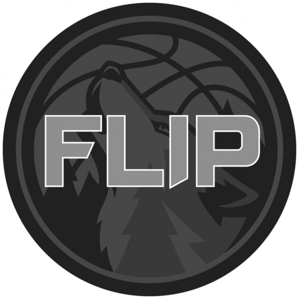 TImberwolves Flip Patch