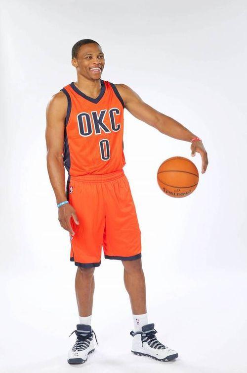 Thunder orange uniforms 2
