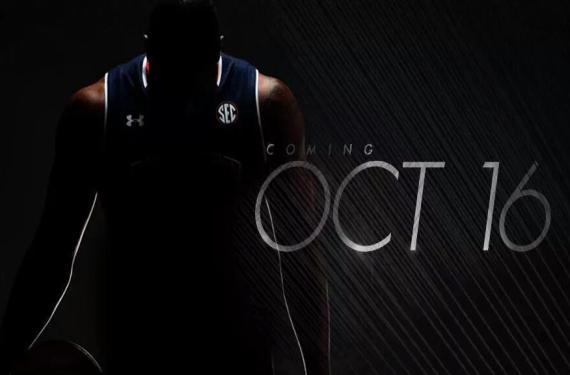 Auburn and Cincinnati, among others, will unveil Under Armour basketball unis soon
