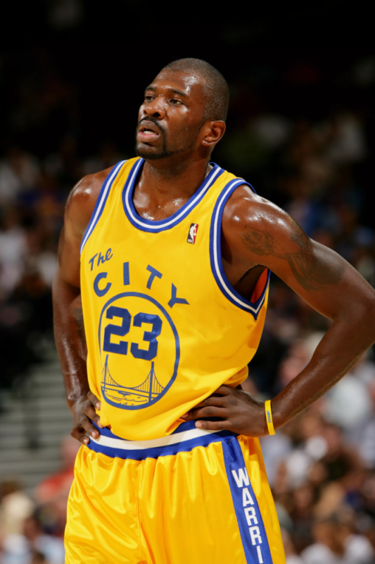 Warriors Throwbacks