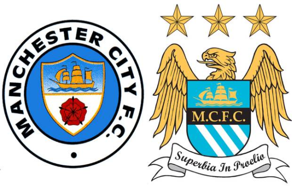 Manchester City confirm that they will change their crest for 2016-17 season