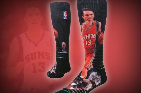 Phoenix Suns to honor Steve Nash … on their Socks
