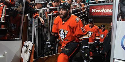 Anaheim Ducks Officially Unveil, Wear New Alternate Uniform