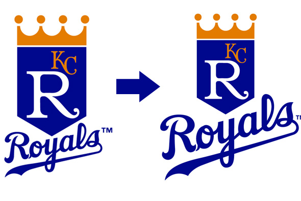 royals logo change 2