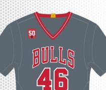 Bulls gray f