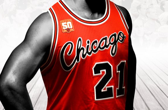 Chicago Bulls are set to wear Hardwood Classics uniforms for six games