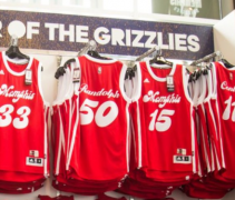 Grizzlies Sounds uniforms f