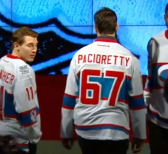 Montreal Canadiens Unveil 2016 Winter Classic Jersey | Chris