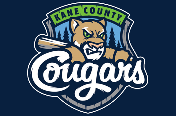 Kane County Cougars Unveil New Logo and Uniforms