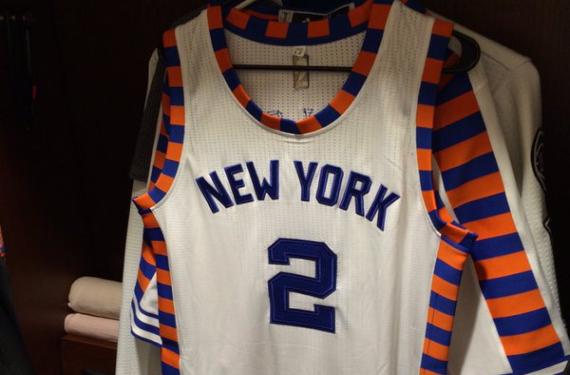 New York Knicks will wear throwback jerseys for Turnback Tuesdays