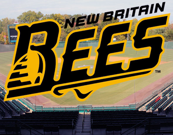 Bees Announced as Name of New Britain Ball Club