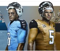 NFL color rush jaguars 1