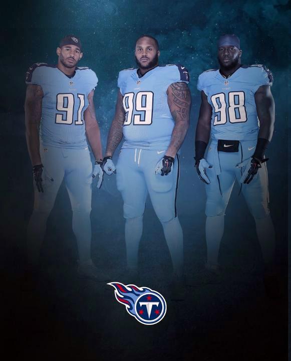 Titans blue
