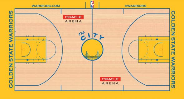 Warriors court 1