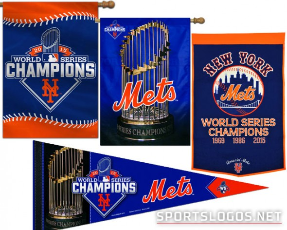 Not Amazin Enough: NY Mets 2015 World Series Phantom Champs
