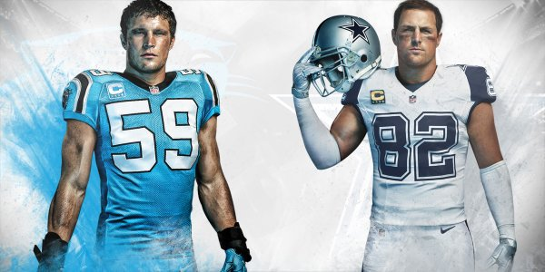 Dallas Cowboys bring back Double-Star look with Color Rush uniforms ... 843755198