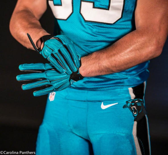 nfl color rush panthers 2