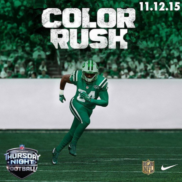 nfll color rush jets