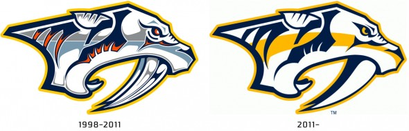 predators logo compare