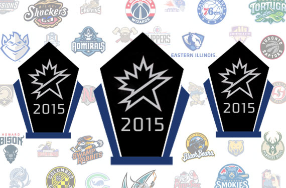 2015 Logo of the Year Awards: The Best New Sports Logos of the Year