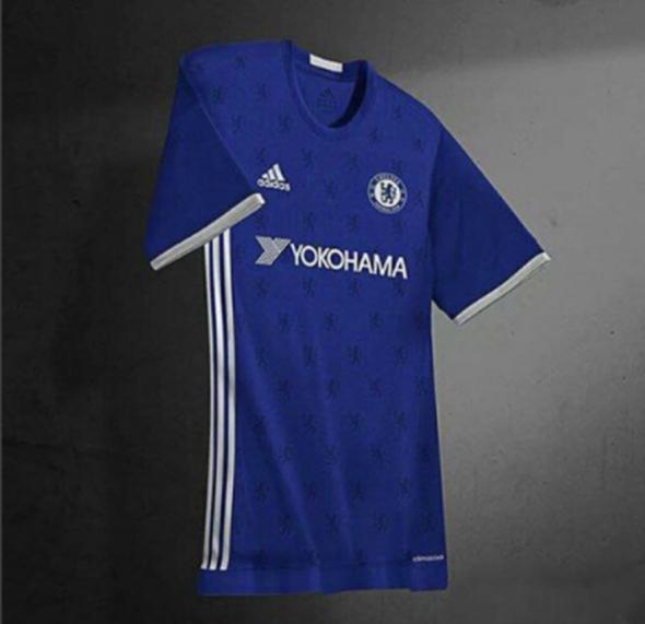 Chelsea 16-17 kit 1