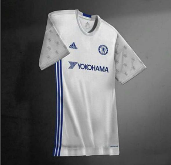 Chelsea 16-17 kit 2