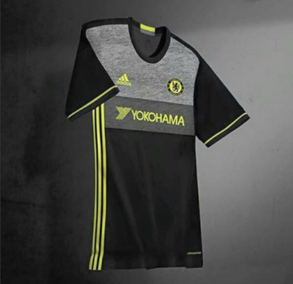 Chelsea 16-17 kit 3