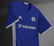 Chelsea 16-17 kit F