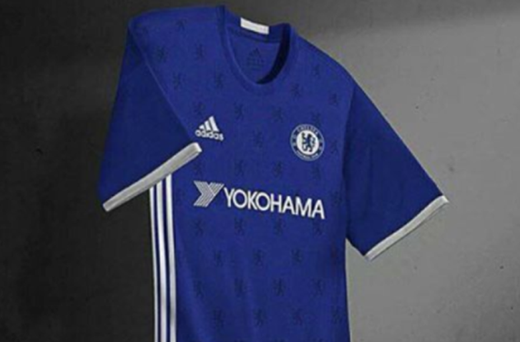 These could be the new Chelsea shirts for 2016-17