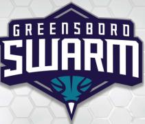Greensboro Swarm logo f