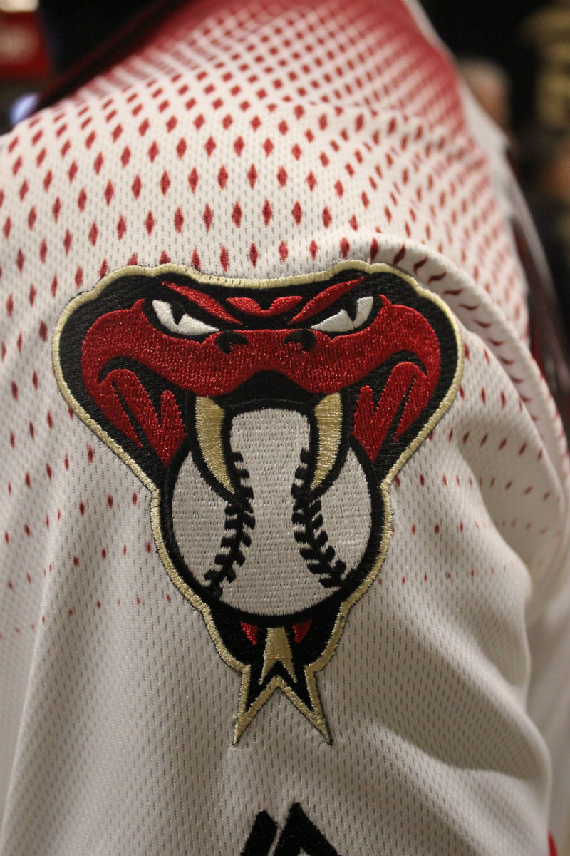 Baseball Uniforms Evolve With Unveiling of New D-Backs Set