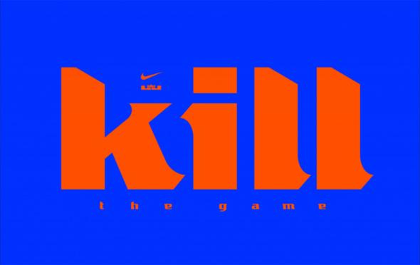 LeBron James typeface