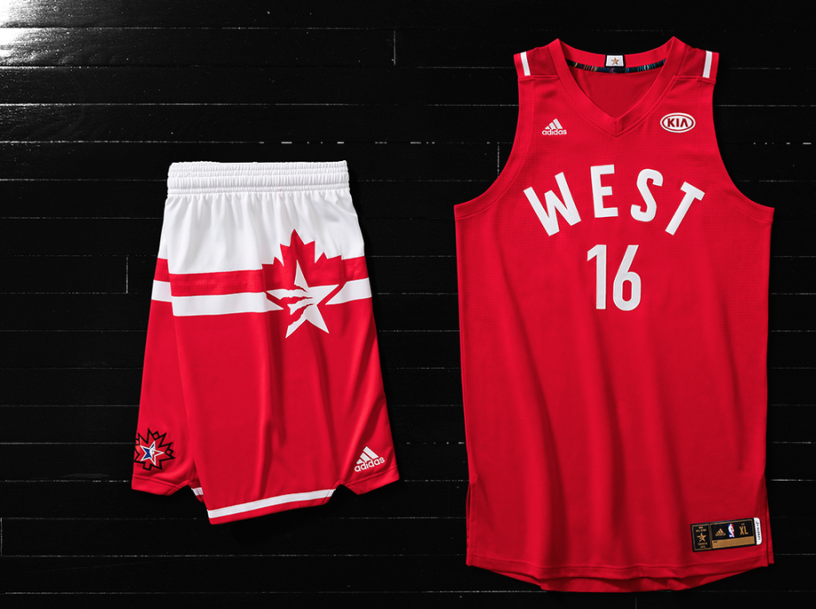 6b258868fa09 NBA unveils uniforms for 2016 All-Star Game