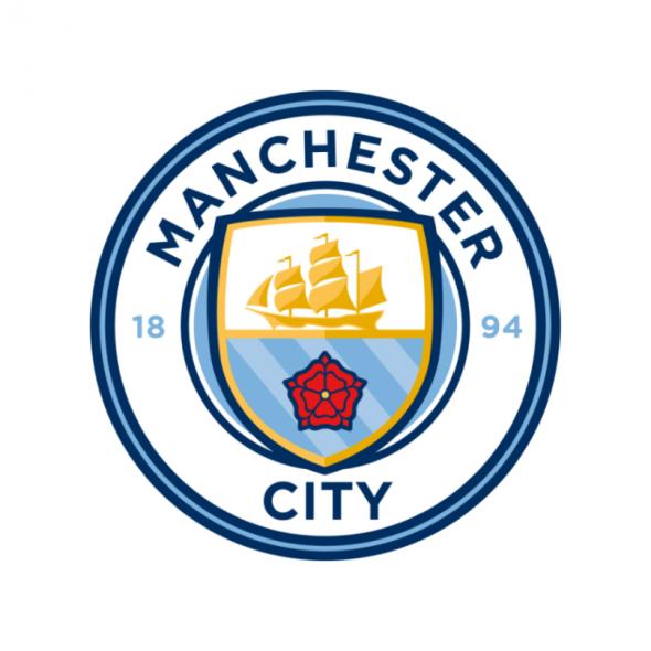New Manchester City Crest
