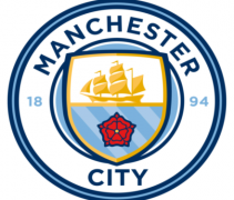 New Manchester City Crest f