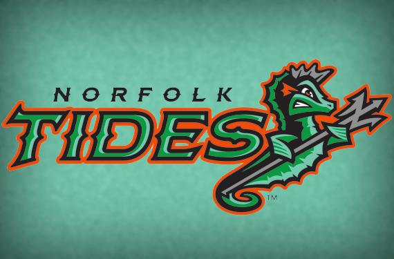 Norfolk Tides make a splash with new logo