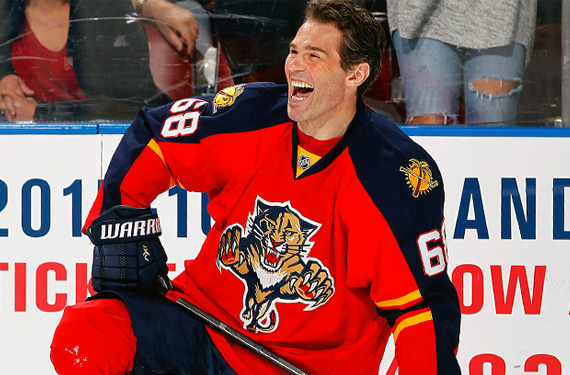 Florida Panthers Staying Put, Re-Design Coming