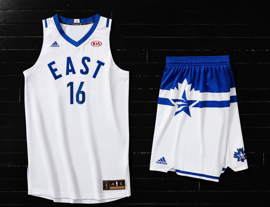 2016 all star jersey