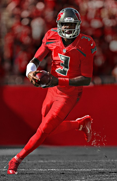 the bucs and rams unveil final set of nfl color rush uniforms sportslogos net news nfl color rush uniforms