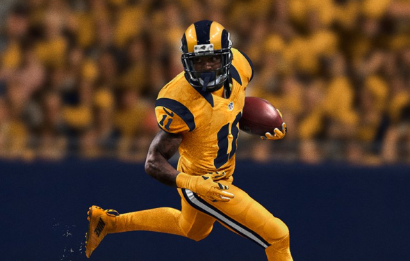 nfl color rush rams 5
