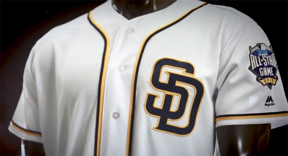 finest selection bc7ac b258d Thoughts on the New San Diego Padres and Arizona ...